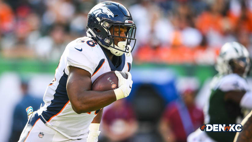 competitive price 0b6a8 0d818 Broncos Injury Report: Darian Stewart, Royce Freeman among ...