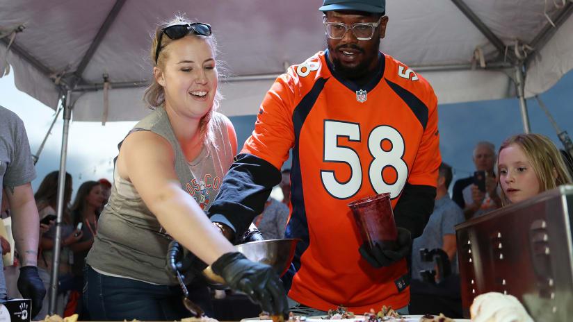 985842354 Denver Broncos Boys   Girls Club celebrates 15th anniversary