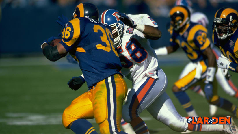 7b7d63640 Way Back When  The tale of the Broncos  history with the Rams