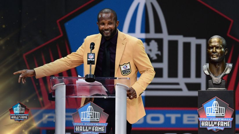 buy popular dec82 33141 Best moments from Champ Bailey's Hall of Fame induction speech