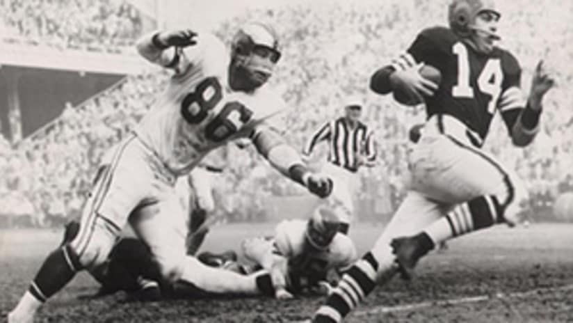 The Otto Graham Myth And The Evolution Of The Face Mask