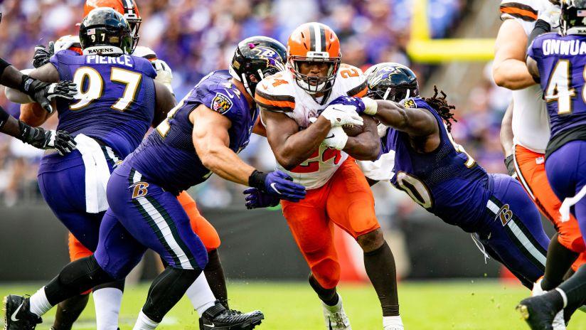 Classic Full Games: Browns vs. Ravens - Week 4, 2019