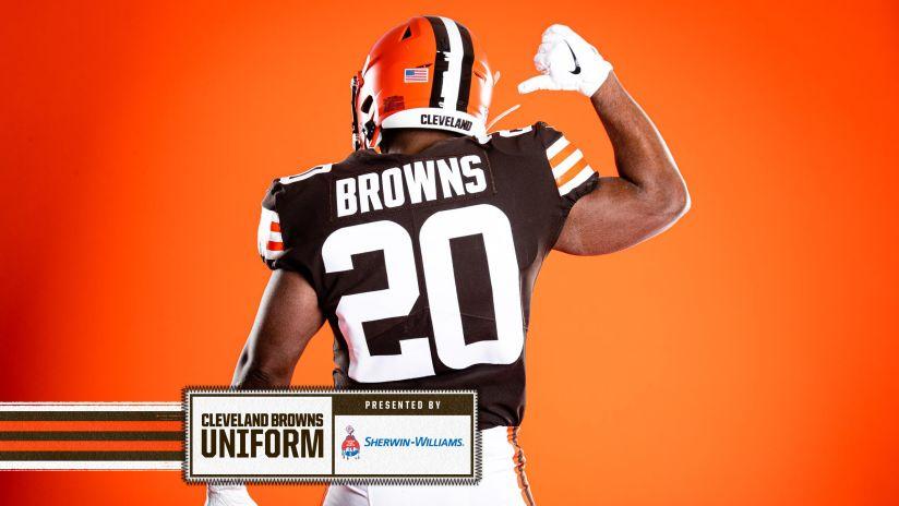 Browns 2020 Uniforms | Cleveland Browns - clevelandbrowns.com