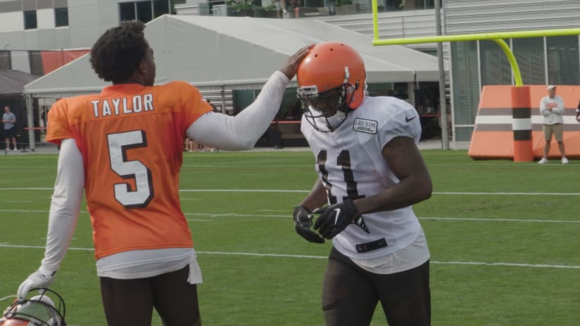 dfcc6757b 2018 Browns Training Camp  Day 4