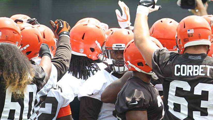 4539eb9e4 5 things to know from Browns minicamp