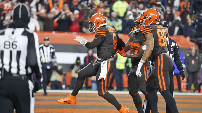 Browns Home Cleveland Browns Clevelandbrowns Com