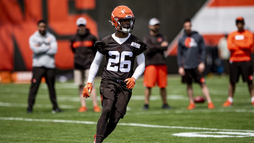 sale retailer cd983 5c9f6 Most Important Questions Ahead of Training Camp - No. 2  Will Greedy  Williams win the No. 2 cornerback job