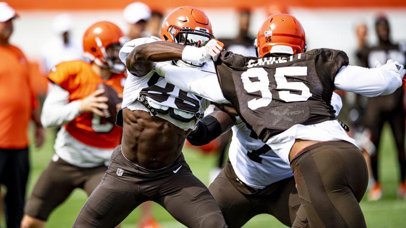 Browns Training Camp | Cleveland Browns - clevelandbrowns com