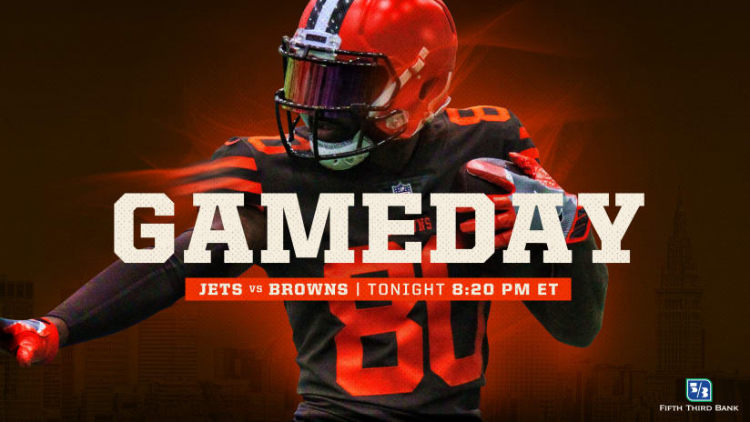 browns vs jets need to know game day information
