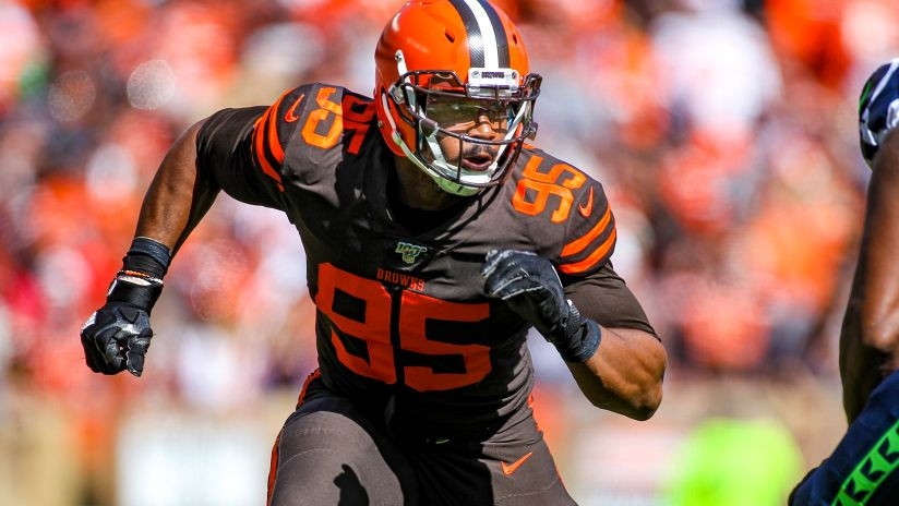 Browns Position Preview: Myles Garrett looks to have a HUGE 2020 ...