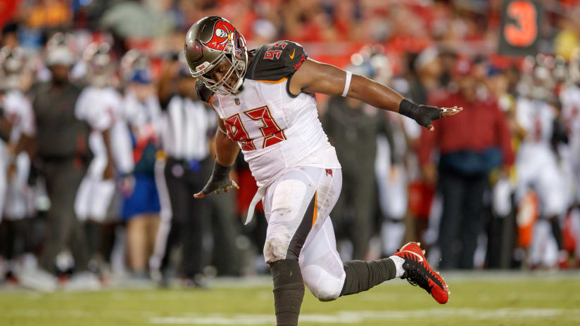 Gerald Mccoy Two Other Buccaneers Named To Espn Top 100