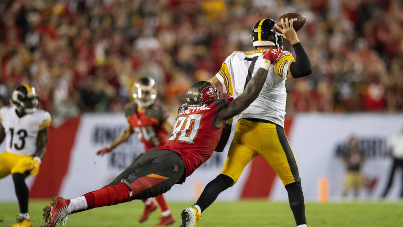 1fb48f3f6 Turnovers Tell the Tale as Bucs Suffer First Loss