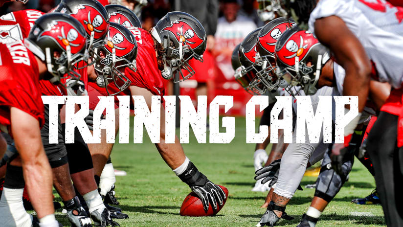ccda5c7e0 Bucs Announce Open Practice Dates for Training Camp
