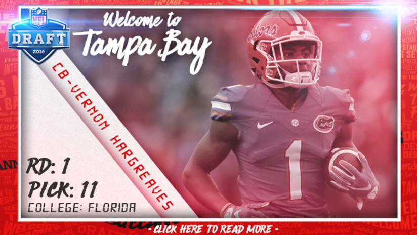 Tampa Bay Buccaneers  2016 Draft Class 339a765954f