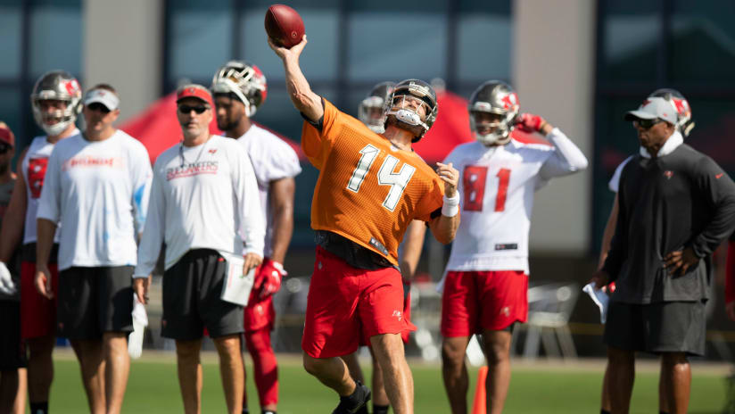 742292cf789 Ryan Fitzpatrick has played 13 NFL seasons. In three of those seasons, he  started every game at quarterback for his team. In five of those seasons,  ...