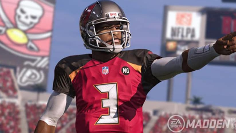 969b59bbf Jameis Winston Reacts to Madden Rating