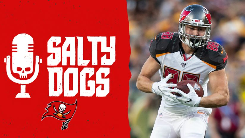2c3955e8 Salty Dogs Podcast with Tanner Hudson