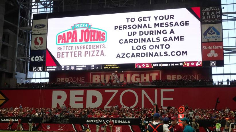 Scoreboard Messages