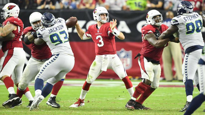 642a30b1 Josh Rosen Does His Job, But Cardinals Fall To Seahawks