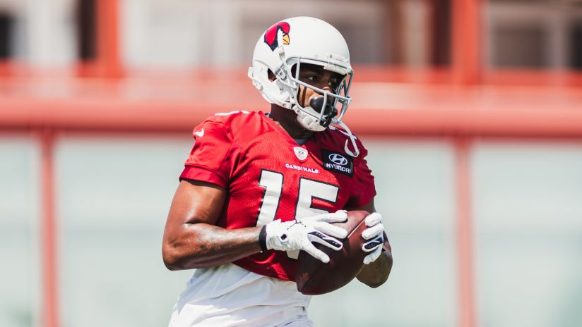 check out d22c2 a4668 Michael Crabtree Set To Make Cardinals Debut In Baltimore Return