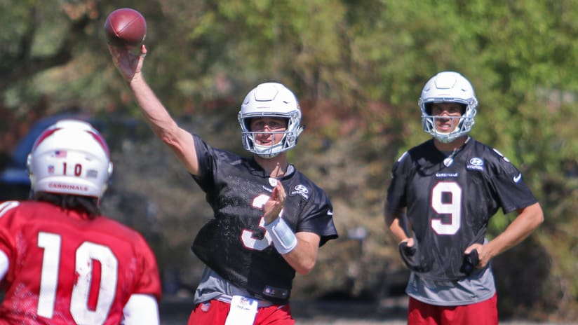 778e2ca7fad Josh Rosen To Get Plenty Of Help With His First Rookie Start