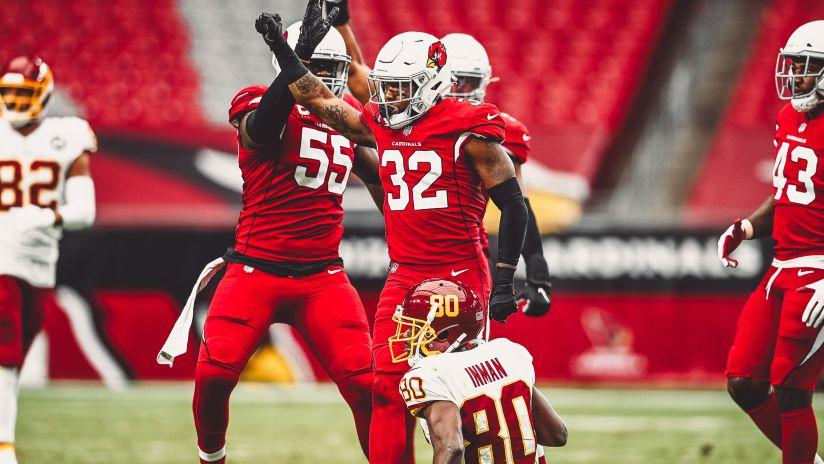 Cardinals' Defense Handles Dwayne Haskins In Easy Win