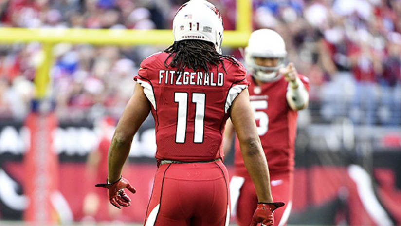Cardinals wide receiver Larry Fitzgerald has decided he will play in 2018. 5abdee735