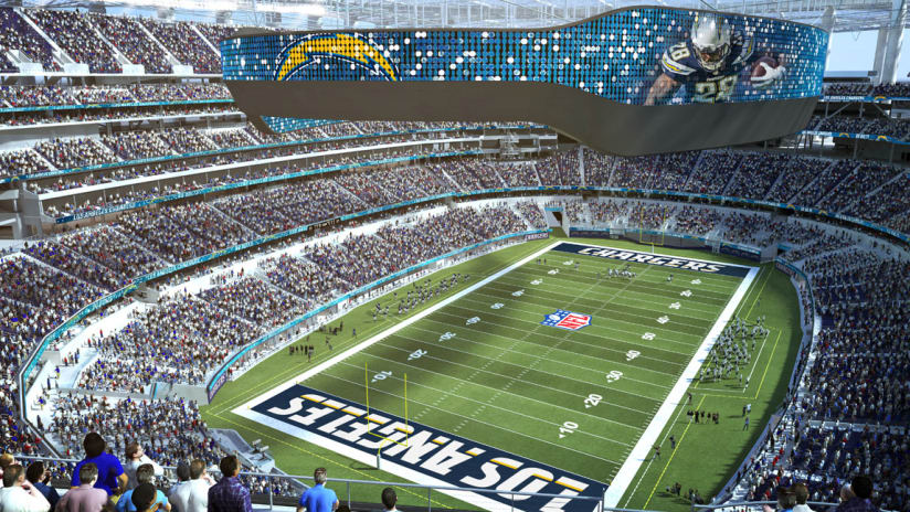 "f5816aec Chargers Pricing at New LA Stadium Announced – ""A Season Ticket ..."