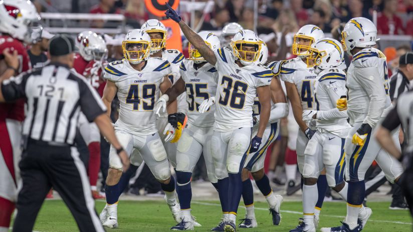 Chargers Home | Los Angeles Chargers - chargers com