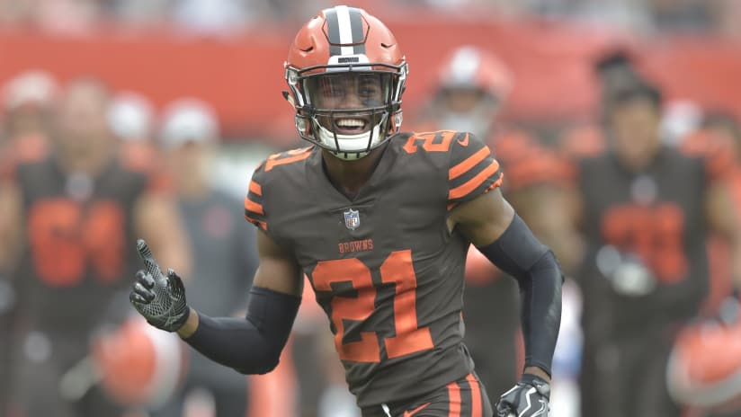 Browns Rookie CB Denzel Ward 'Playing Lights Out'