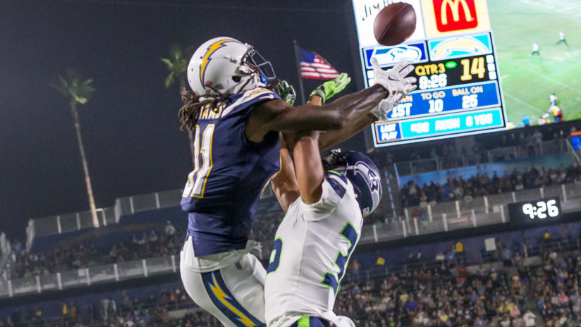 Chargers Rb Depth Chart