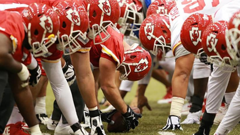 44b36f8fe Chiefs Rookie Minicamp has 69 Players Participating