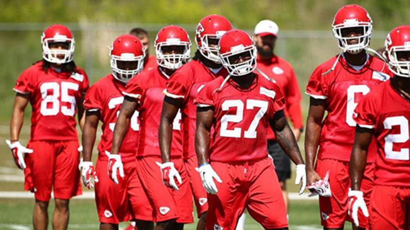 b89277550e0 Chiefs Rookie Minicamp Day Two Recap