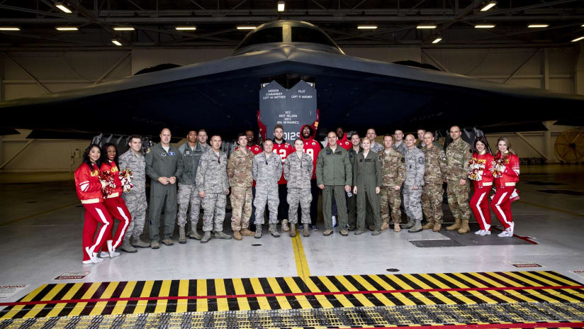 Photo Gallery  Salute to Service Visit to Whiteman AFB 947e633ab