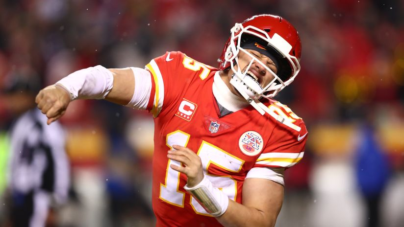 """22e1be28 Patrick Mahomes Wins """"Best NFL Player"""" Honors at Annual ESPY Awards"""