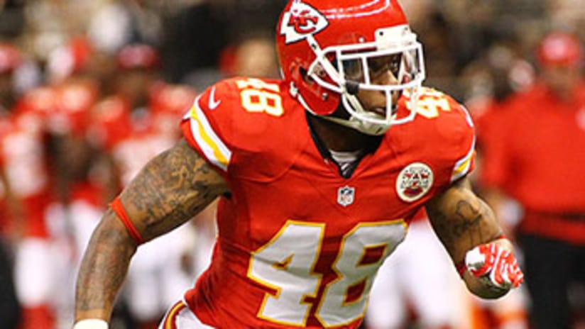 sports shoes 30500 a1567 Chiefs Release S Bradley McDougald