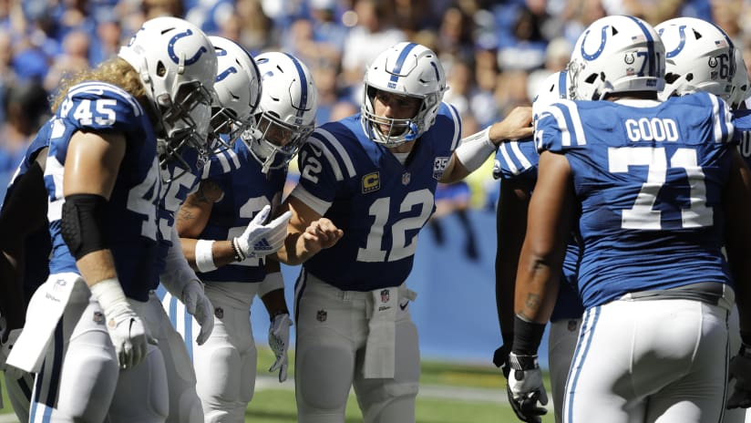 Colts Fall In Overtime To Texans 37 34