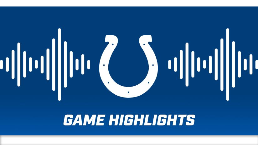 a6cbbcb5 Game Highlights: Colts vs. Browns