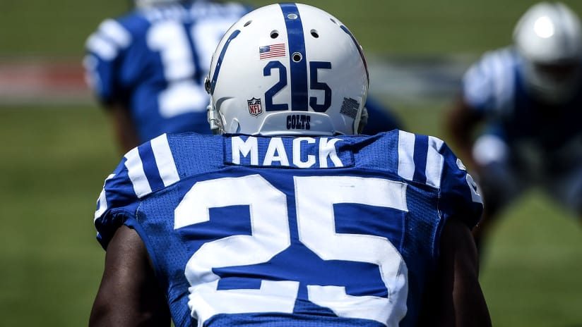 091017 colts-rams-mack-pregame. INDIANAPOLIS — Marlon Mack and Anthony  Castonzo were ... c8f86be54