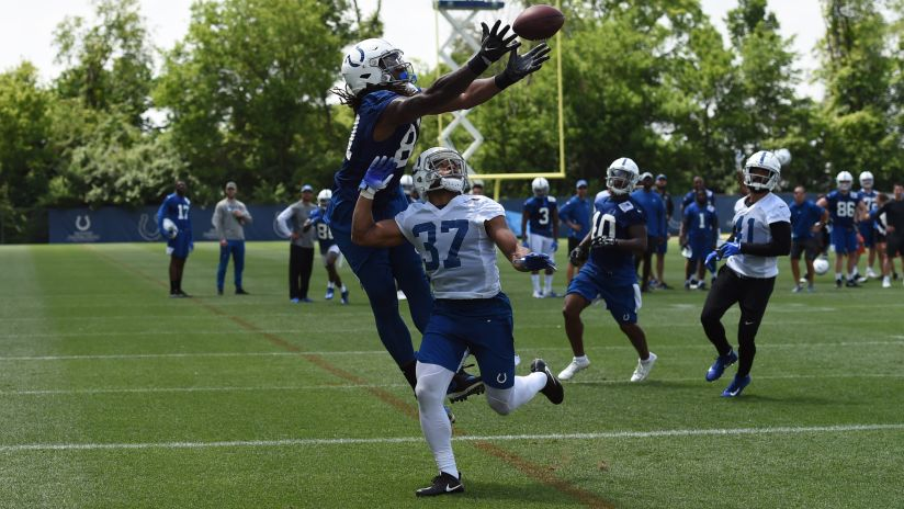 088ab18ce9d Top Takeaways: Colts Wrap Up OTAs