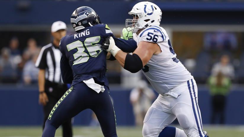 Quenton Nelson 'Showed That He Belongs' In NFL Debut