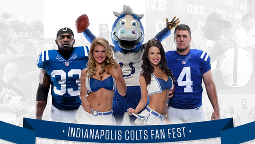 7949dded Colts Fan Fest to Visit Yorktown Tomorrow as Final Event of Summer Tour
