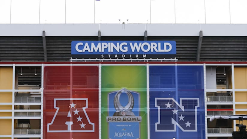 77793019c Following the success of its first year in Orlando, the PRO BOWL will  return to Camping World Stadium on Sunday, January 28 at 3:00 PM ET, the  NFL announced ...