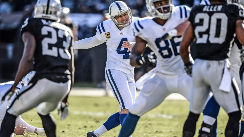 BREAKING  Adam Vinatieri Becomes NFL s All-Time Leading Scorer 4a44fab17
