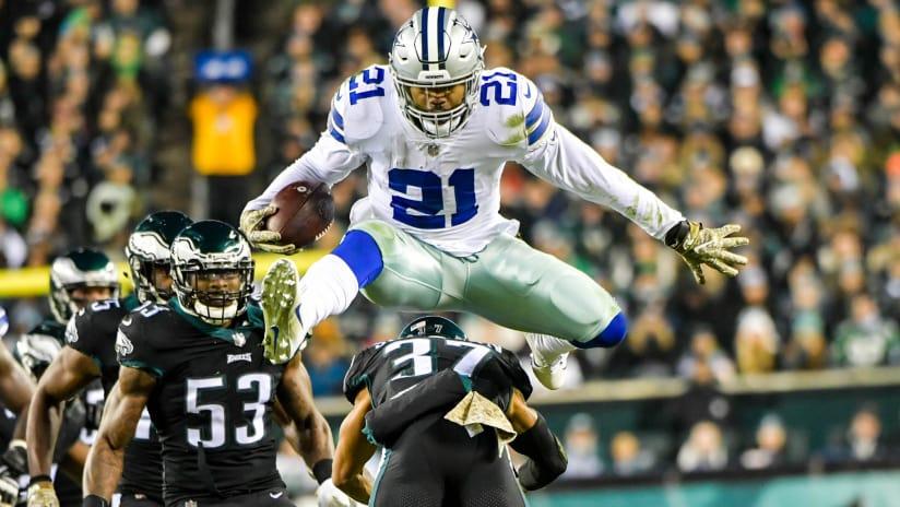 6ece186d0 Game Recap  Cowboys Defeat Rival Eagles