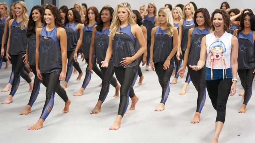 "Dallas Cowboys Cheerleaders  Making the Team"" – Episode Seven  Big ... 8fa0a4ada"