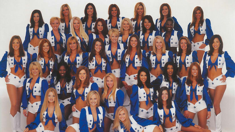 Cheerleaders: DCC Squad Photos 2000-09