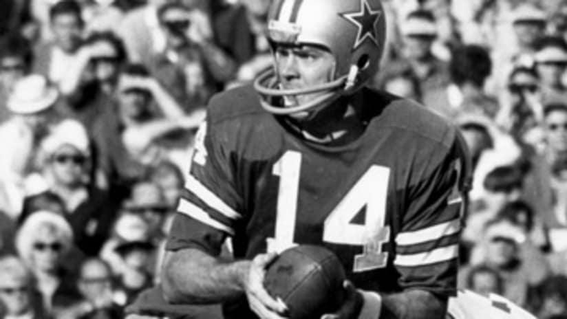 fe86b4819 STAR: Long Before Romo, Craig Morton Was Good Enough
