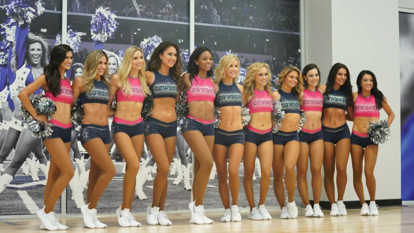 "36d747166b52f Dallas Cowboys Cheerleaders  Making the Team"" – Episode Five ..."