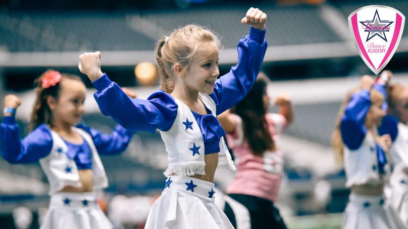 Dallas Cowboys Cheerleaders Academy 2d6519f25